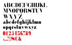 FiZZZ BZZZZ! ● Bauhaus Typefaces