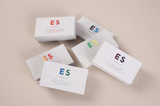 ES Business cards - Elana Schlenker