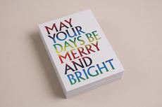 2011 holiday card - Elana Schlenker