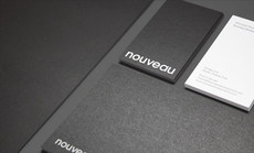 Hunt Studio — Nouveau Identity