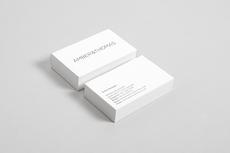 Hunt Studio — AMBER&THOMAS Identity