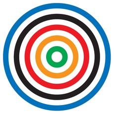 Alt. Olympic 2012 Logo : Daniel Eatock