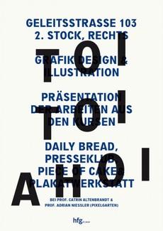 Toi Toi Ahoi – Poster | BALI