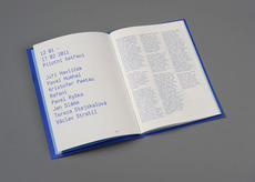 Anymade Studio: Blue Notebook
