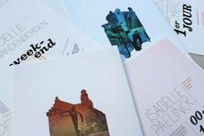 guide Bruxelles - AMELIE WAGNER • Graphic Design & more