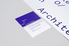 The Letter D. / KOA / Stationery