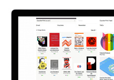 Counter-Print: New website — Collate