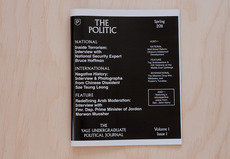 The Politic → Zak Klauck
