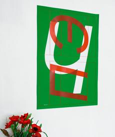 Colophon - Apercu Poster