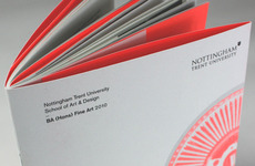 Shaun Manyweathers Graphic Design - NTU Fine Art Catalogue