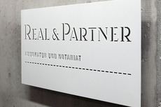 Real & Partner - Resort – Grafiker, Webdesign, Grafik Design, Gestaltung, Atelier, Agentur, Zürich