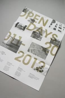LCA Open Days - Workshop Graphic Design & Print - Harrogate & Leeds, Yorkshire