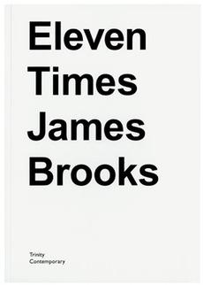 Fraser Muggeridge studio: James Brooks - Eleven Times James Brooks, Trinity Contemporary 2010