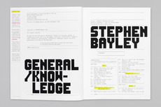 Booth-Clibborn Editions – Stephen Bayley: General Knowledge 2000 | Publication | Graphic Thought Facility