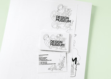Design Museum – Identity 2003 | Identity | Graphic Thought Facility