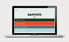 Baffito's Bar & Pizzeria — We are SB Studio. A Design & Brand Consultancy.