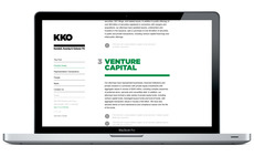 Kendall, Koenig & Oelsner — Berger & Föhr — Design & Art Direction