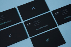 OpDemand — Berger & Föhr — Design & Art Direction