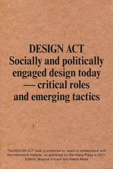Sternberg Press - Design Act