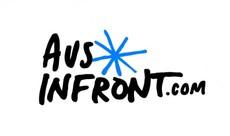 Australian Infront rebrand | desktop