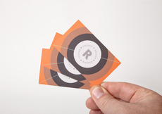 Bradley Rogerson Design Journal » Radiate Sound Identity