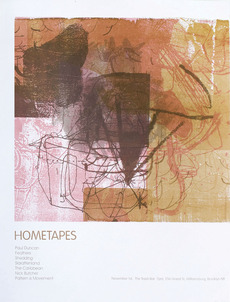 Hometapes at CMJ | Sonnenzimmer - Sonnenzimmer