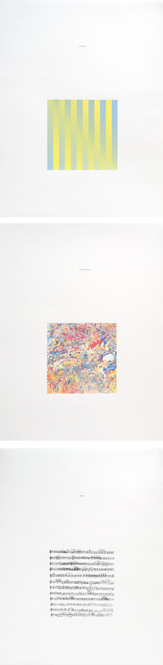 No Order, Clarity of Intent, Genre | Sonnenzimmer - Sonnenzimmer
