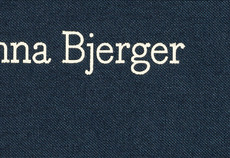 Bedow — Examples of Work — Book, Anna Bjerger
