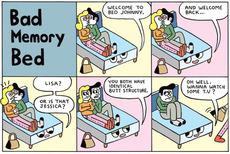 Techno Tuesday » Memory Bed