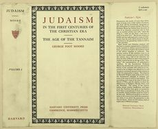 Judaism in the first centuries of the Christian era : the age of the Tannaim. (Vol. 1) - ID: 489952 - NYPL Digital Gallery
