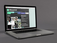ONcovered | KERN - Visuele communicatie / Grafisch ontwerp