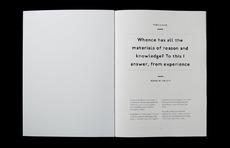 Tabula Rasa Magazine Issue 2 - Luke Fenech / Design + Direction