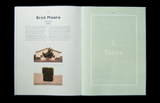 Tabula Rasa Magazine Issue 2 - Luke Fenech / Design + Direction