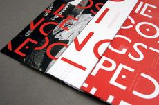 Upper East Side : Michael Mercer Brown : Graphic Design