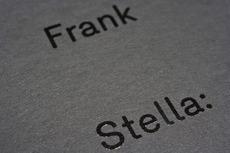 Frank Stella: American Master : Jaymes Moore