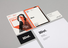 3Dot. Records Branding - She Was Only