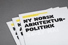 Ny Norsk Arkitekturpolitikk | Your Friends