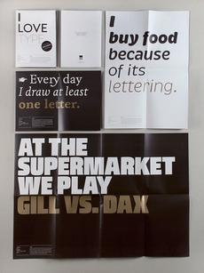 HVD Fonts Promotional Poster