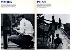 ken garland:graphic design:adventure playground