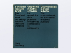 Display | Graphic Design in Swiss Industry | Modern and Rare Graphic Design Books