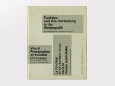Display | Visual Presentation of Invisible Processes | Modern and Rare Graphic Design Books