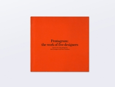 Display | Pentagram: the work of five designers | Modern and Rare Graphic Design Books