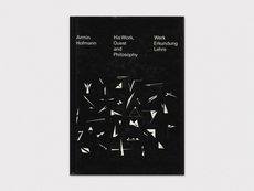 Display | Armin Hofmann - His Work, Quest and Philosophy | Modern and Rare Graphic Design Books