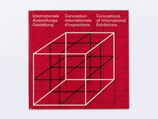 Display | Conceptions of International Exhibitions | Modern and Rare Graphic Design Books