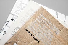 Galería Toni Tàpies / Identitad Galería Toni Tàpies / Identitat
