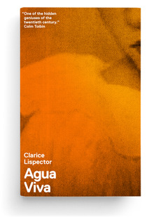 Paul Sahre: Selected Work: Clarice Lispector Paperbacks