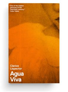 Paul Sahre: Selected Work: Clarice Lispector Paperbacks