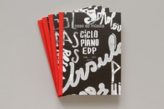 Piano Annual Brochure | Sara Westermann