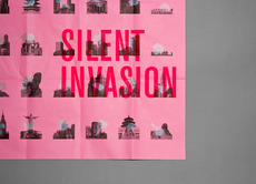 Silent Invasion - Maggie Chok—Graphic Design