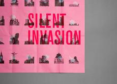 Silent Invasion - Maggie Chok—Graphic Design